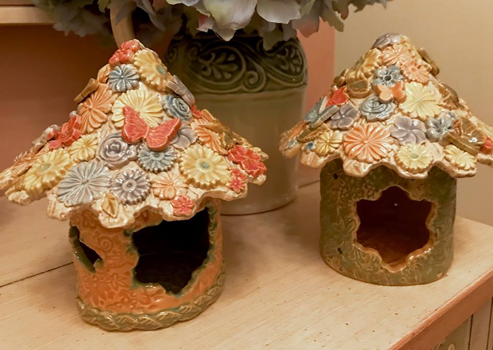 Wildflowers 2018 Fairy House
